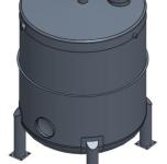 Tank modelling
