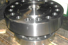Example of machined parts